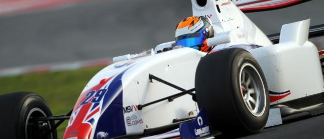 Hector Hurst - Photo Credit: FIA Formula Two Championship