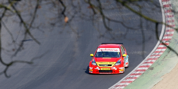 Mat Jackson, Brands Hatch (Photo Credit: BTCC.net/(© Dzenis/PSP)