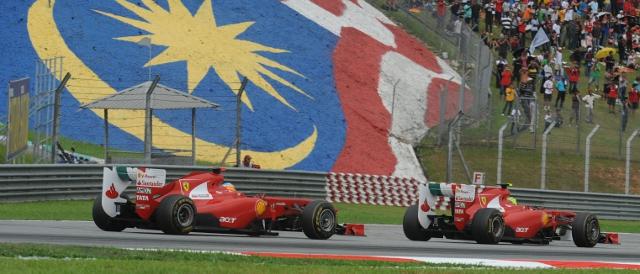 Malaysian Grand Prix (Photo Credit: Ferrari.com)