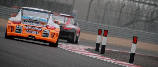 Porsche Carrera Cup GB (Photo Credit: Gary Parravani/Xynamic.com)