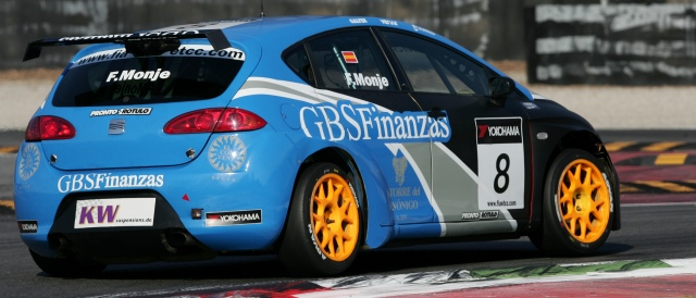 Fernando Monje - Photo Credit: fiaetcc.com
