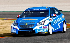 Yvan Muller - Photo Credit: GM