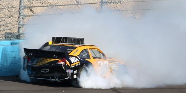 Ryan Newman, Phoenix 2012 (Photo Credit: Christian Petersen/Getty Images)