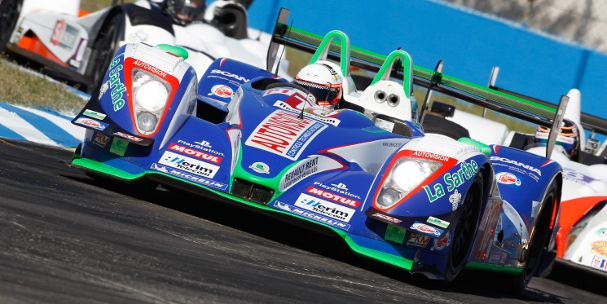 Pescarolo Team, 12 Hours of Sebring (Photo Credit: Jean Michel Le Meur)