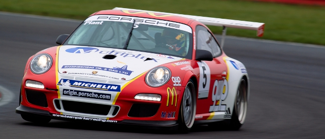 Richard Plant returns for a second season in The Porsche Carrera Cup GB.