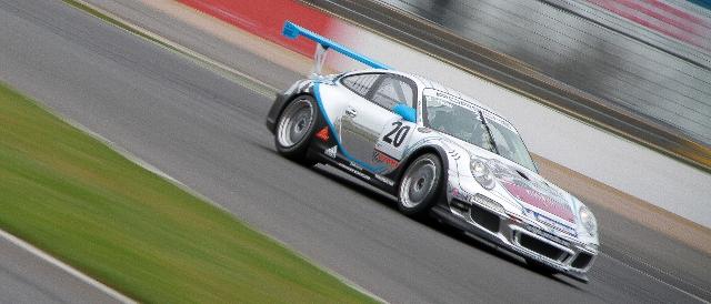 Porsche Carrera Cup GB, 2012 (Photo Credit: Gary Parravani/xynamic.com)