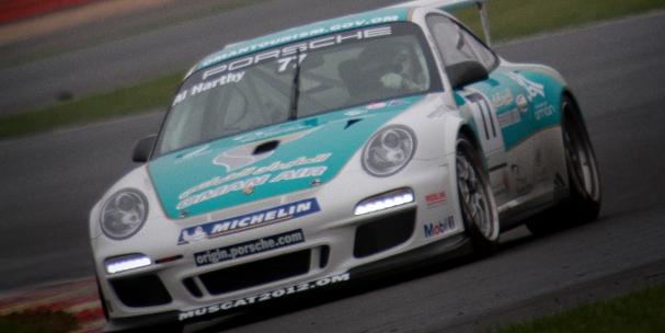 Ahmad Al-Harty, Redline Racing (Photo Credit: Gary Parravani/xynamic.com)