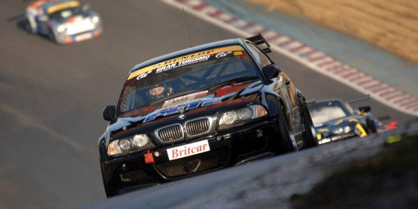 Intersport BMW, Britcar 2011 (Photo Credit: Chris Gurton Photography)