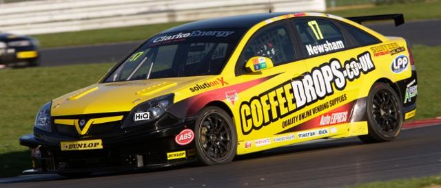 Team ES Racing, Vauxhall Vectra (btcc.net)