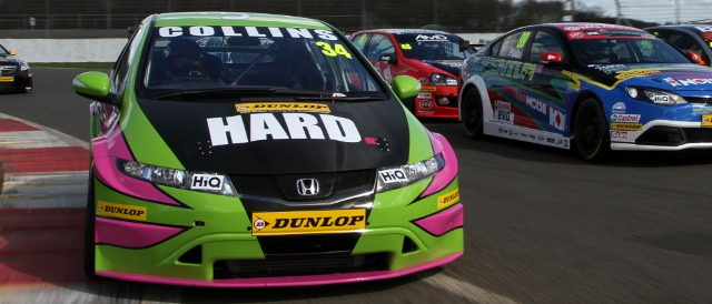 Tony Gilham Racing, Honda Civic (Photo Credit: btcc.net)