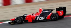 Max Chilton - Photo Credit: Daniel Kalisz/GP2 Series Media Service