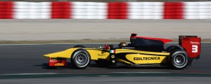 Davide Valsecchi - Photo Credit: Daniel Kalisz/GP2 Series Media Service