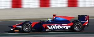 Marcus Ericsson - Photo Credit: Daniel Kalisz/GP2 Series Media Service