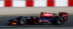 Giancarlo Serenelli - Photo Credit: Daniel Kalisz/GP2 Series Media Service