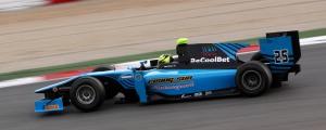 Nigel Melker - Photo Credit: Daniel Kalisz/GP2 Series Media Service