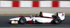 Tom Dillmann - Photo Credit: Daniel Kalisz/GP2 Series Media Service