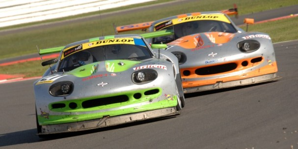 Topcats Racing Marcos Mantis, 2011 (Photo Credit: Chris Gurton Photography)