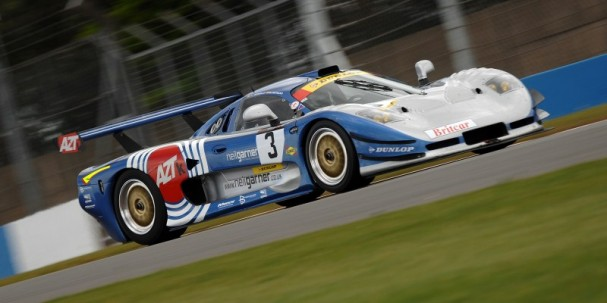 Neil Garner Motorsport/Azteca Mosler, 2011 (Photo Credit: Chris Gurton Photography)