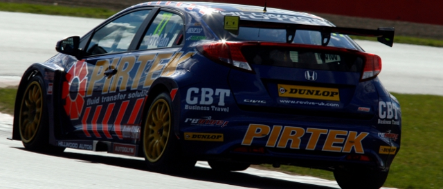 Pirtek Racing, Honda Civic (Photo Credit: btcc.net)