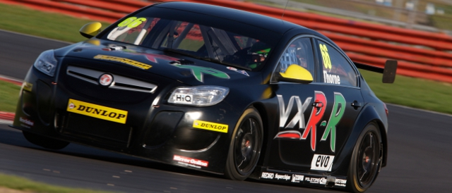 Thorney Motorsport, Vauxhall Insignia (Photo Credit: btcc.net)