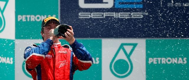 Luiz Razia - Photo Credit: Andrew Ferraro/GP2 Series Media Service