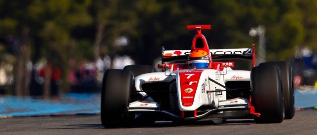 Alexander Rossi drove for Fortec Motorsport last season (Photo Credit: Renault Sport)