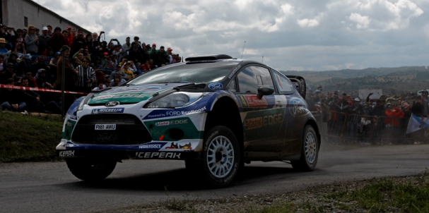 Petter Solberg (Photo Credit: World Rally Pics)