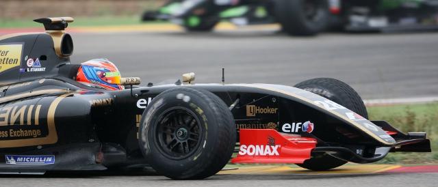 Richie Stanaway (Photo Credit: Renault Sport)