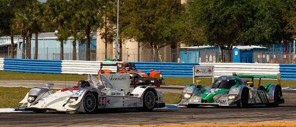 Starworks Motorsport, 12 Hourts of Sebring (Photo Credit: Jean Michel Le Meur)