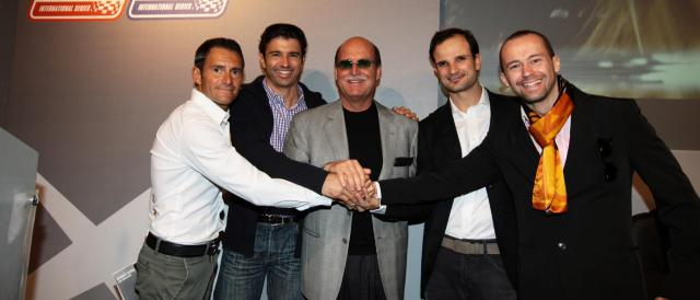 Morbidelli, Fittipaldi, Flammini, Liuzzi and Biagi - Photo Credit: Superstars