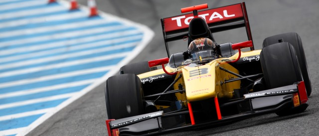 Davide Valsecchi - Photo Credit Daniel Kalisz/GP2 Media Service