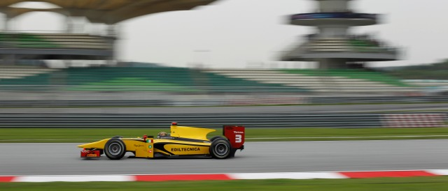 Davide Valsecchi - Photo Credit: Andrew Ferraro/GP2 Series Media Service