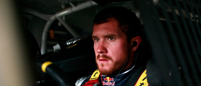 Brian Vickers was left without a ride when Red Bull's NASCAR team folded after the 2011 season (Photo Credit: Tom Pennington/Getty Images for NASCAR)