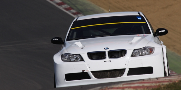 WSR eBay Motors BMW, Brands Hatch test (Photo Credit: StevenKnightley.com)