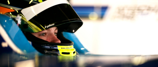 Vittorio Ghirelli will join Nick Yelloly (pictured) this season (Photo Credit: Renault Sport)