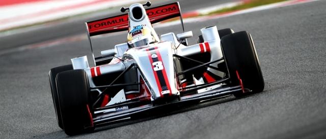 Christopher Zanella - Photo Credit: FIA Formula Two Championship