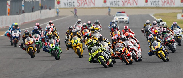 Get ready for mayhem, Moto2 is back! (Photo Credit: MotoGP.com