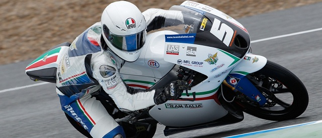 Romano Fenati - Photo Credit: MotoGP.com