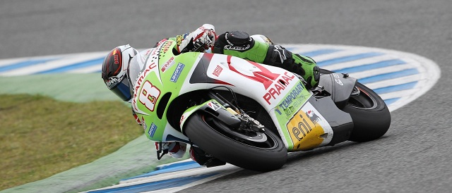 Hector Barbera - Photo Credit: MotoGP.com