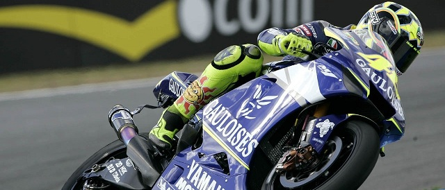 Valentino Rossi - Photo Credit: MotoGP.com