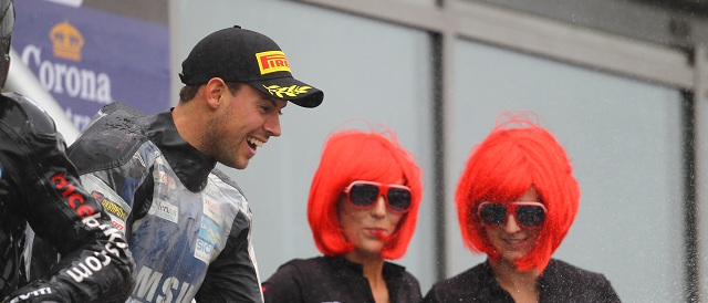 Jon Kirkham - Photo Credit: Honda Racing