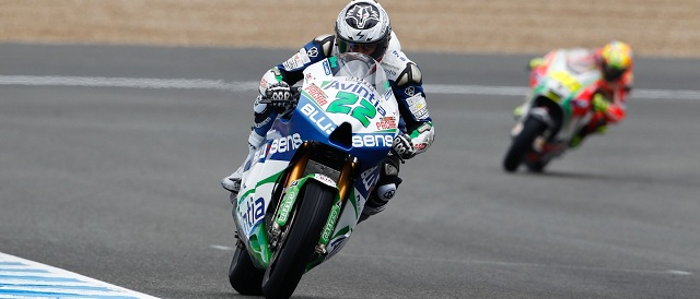 Ivan Silva - Photo Credit: MotoGP.com