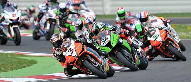 Max Biaggi (#3) - Photo Credit: WorldSBK.com