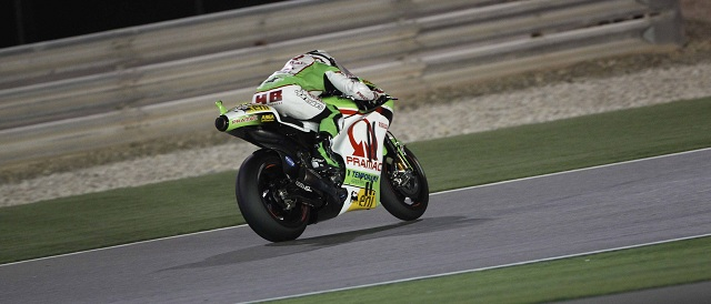Hector Barbera - Photo Credit: Pramac Racing