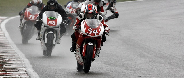 Robbie Brown - Photo Creidt: Ducati UK