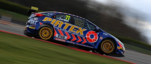 Andrew Jordan, Donington Park (Photo Credit: Chris Gurton Photography)