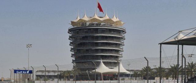 The Sakhir Circuit, Bahrain, which this weekend will be home of one of the most controversial races in Formula 1 history - Photo Credit: Ferrari