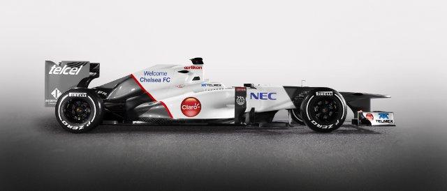 Photo Credit: Sauber Motorsport AG