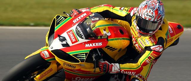 Noriyuki Haga - Photo Credit: Motorsport Vision