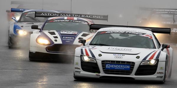 United Autosports Audi R8 (Photo Credit: Chris Enion)